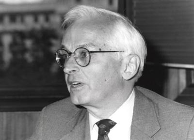 Richard Hamilton. Profesor de seminario. Curso 1994-95
