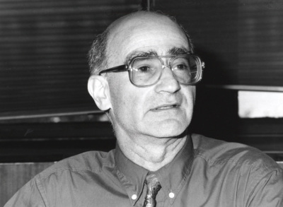 Sidney Tarrow. Profesor de seminario. Curso 1994-95