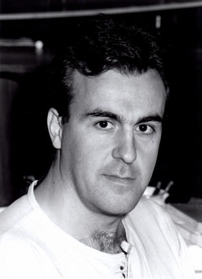 Luis Javier Ramos Díaz. Estudiante. Curso 1995-96
