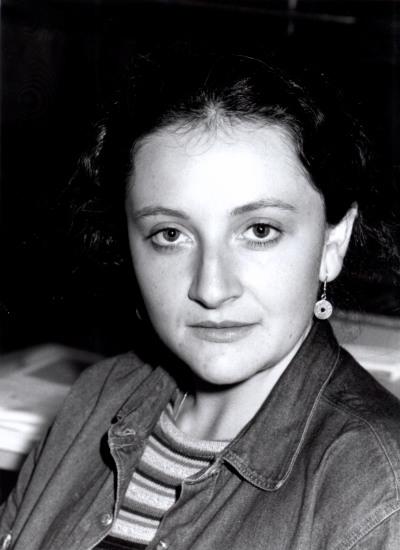 Covadonga Meseguer Yebra. Estudiante. Curso 1995-96