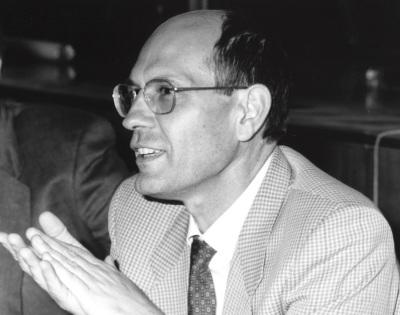 Stefano Bartolini. Profesor de curso. Curso 1998-99
