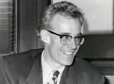 Stephan Haggard. Profesor de seminario. Curso 1995-96