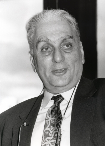 Leonid Gordon. Profesor de seminario. Curso 1995-96