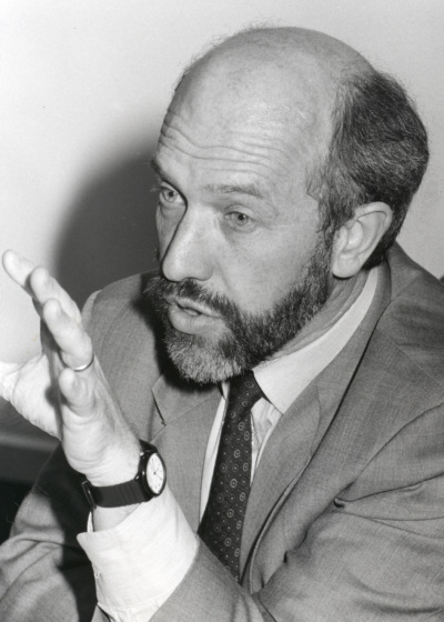 Maurizio Cotta. Profesor de seminario. Curso 1995-96