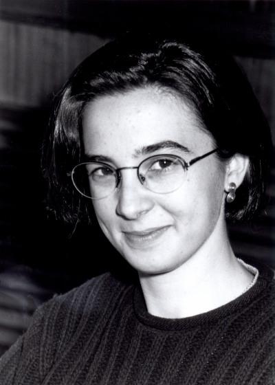Irene Martín Cortés. Estudiante. Curso 1996-97
