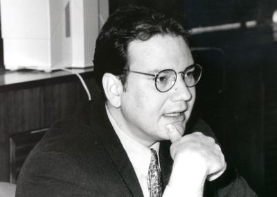 Sthatis Kalyvas. Profesor de curso. Curso 2002-03