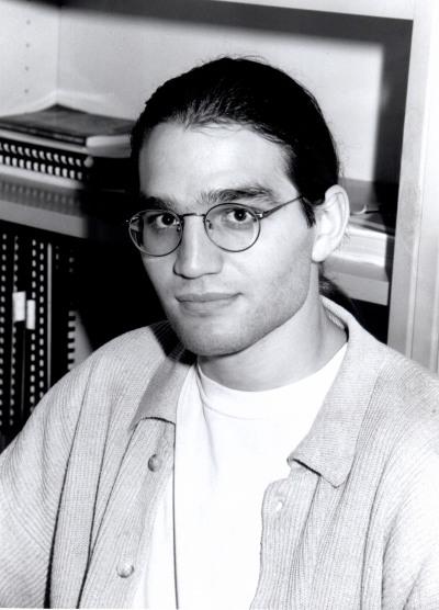 Pablo Lledó Callejón. Estudiante. Curso 1997-98
