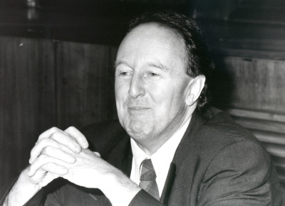 David Soskice. Profesor de seminario. Curso 1997-98