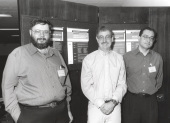 Peter Palukaitis, Karl J. Oparka y Fernando García-Arenal Rodríguez. Workshop Plasmodesmata and Transport of Plant Viruses and Plant Macromolecules