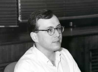 Leonardo Sánchez Ferrer. Profesor de seminario. Curso 1997-98