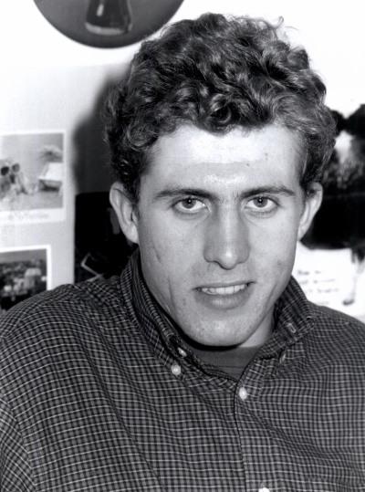 Miguel Ángel Pozo Pérez. Estudiante. Curso 1998-99