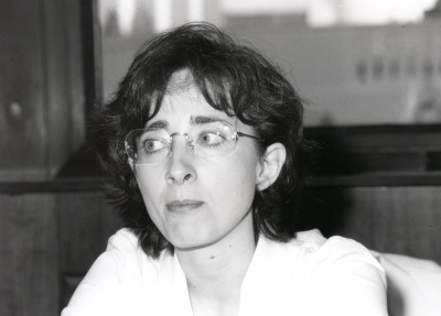 Elisa Chulia. Profesora de seminario. Curso 1998-99
