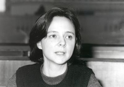 Belén Barreiro Pérez-Pardo. Profesora de seminario. Curso 1998-99