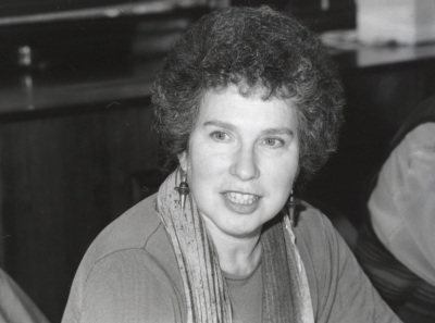 Margaret Levi. Profesora de curso. Curso 1998-99