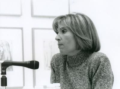 Lourdes Cirlot en el curso sobre Conocimiento del Arte Contemporáneo
