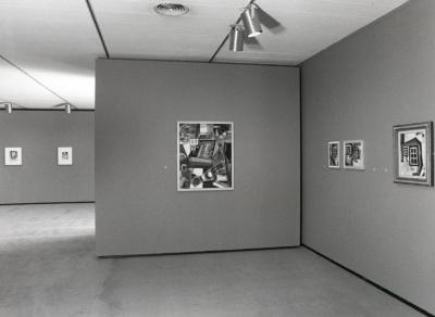 Vista parcial de la exposición Amadeo de Souza-Cardoso