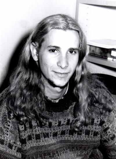 Andrés Santana Leitner. Estudiante. Curso 1999-2000