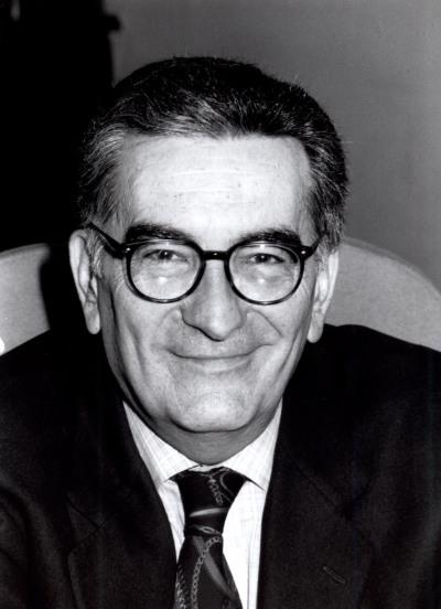 Gianfranco Pasquino. Profesor de seminario. Curso 1993-94