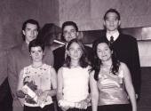 Carlos Mulas Granados, Juan Rafael Morillas Martínez, Pablo Lledó Callejón, Yolanda Bravo Vergel, Elisa Díaz Martínez y Henar Criado Olmos. Maestros en Ciencias Sociales