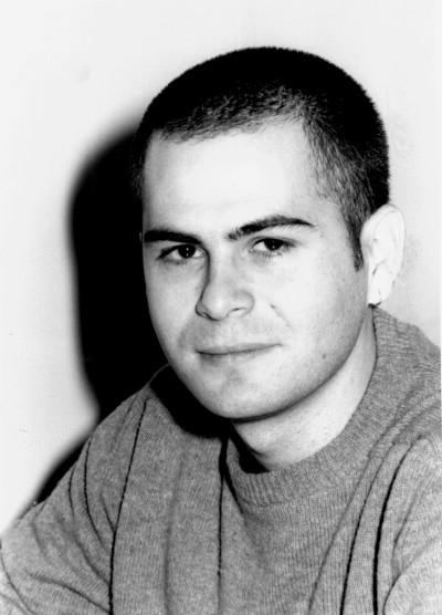 David Llorente Sánchez. Estudiante. Curso 2000-01