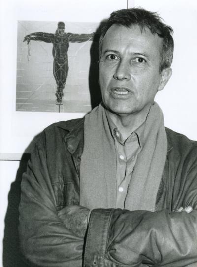 Juan Bordes. Exposición El objeto del arte