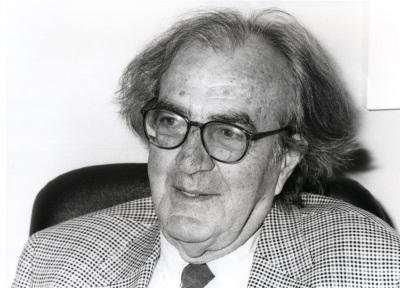 Javier Pradera. Profesor de seminario. Curso 2000-01