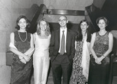 Elena Mª García-Guereta, María Asensio Menchero, Javier García de Polavieja, Fraile Maldonado,Marta y María Fernández Mellizo-Soto. Doctores en Ciencias Sociales