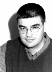 Roger Senserrich. Estudiante. Curso 2001-02
