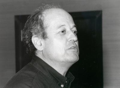 Joan María Esteban. Profesor de seminario. Curso 2001-02
