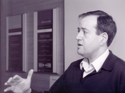 Carles Boix. Profesor de seminario. Curso 2001-02