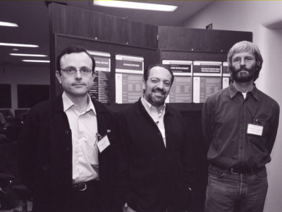 Antonio Ferrer-Montiel, Juan Lerma y Thomas J. Jentsch. Workshop Channelopathies