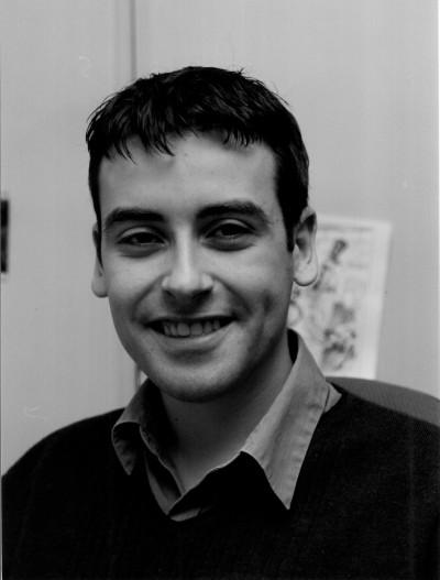 Alejandro Guerrero Ruiz. Estudiante. Curso 2002-03