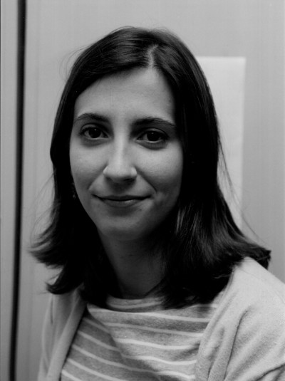 Carmen Navarro Pablo. Estudiante. Curso 2002-03