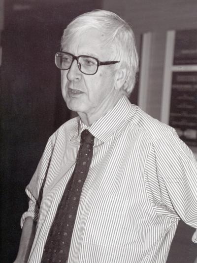 Jon Elster. Profesor de seminario. Curso 1996-97