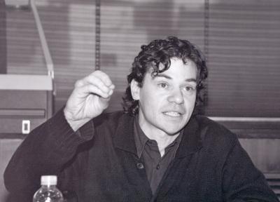 Roberto Gargarella. Profesor de seminario. Curso 2002-03