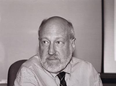 Miguel Hechter. Profesor de seminario. Curso 2002-03