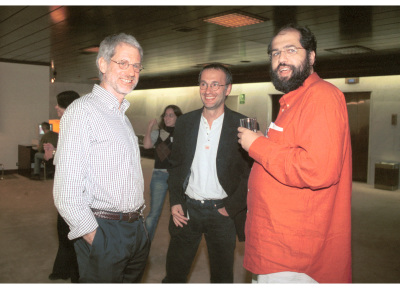 Anthony P. Pugsley, Alain Filloux y Anastassios Economou. Workshop Finding the Way Out Protein Traffic in Bacteria