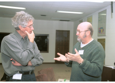 Gerald R. Crabtree y Robert A. Schulz. Workshop The Calcium/Calcineurin/NFAT Pathway Regulation and Function