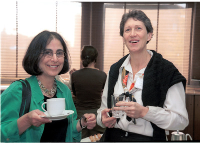 Virginia A. Zakian y Susan M. Gasser. Workshop Telomeres and TelomeraseTherapeutical Targets for Cancer and Aging