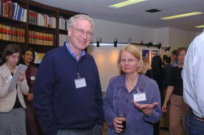 Wolfhard Almers y Jenny E. Hinshaw. Workshop Molecular Mechanisms of Vesicle Selectivity