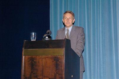 Richard Breen. Profesor de seminario. Curso 2002-03