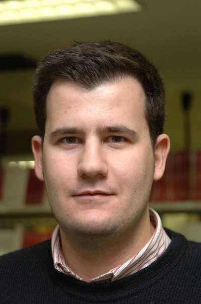 Pedro Riera Sagrera. Estudiante. Curso 2004-05