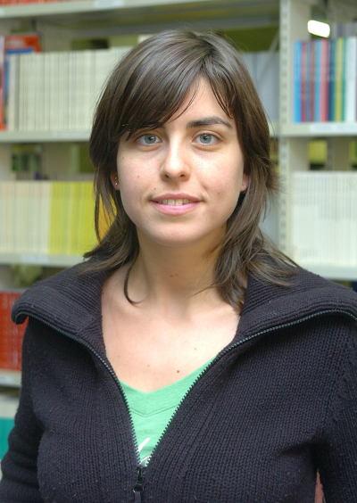 Julia Cordero Coma. Estudiante. Curso 2005-06