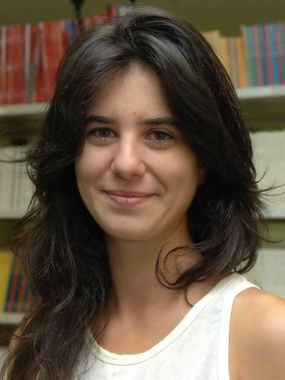Irene Menéndez González. Estudiante. Curso 2006-07