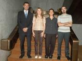 Victor Lapuente Giné, Dulce Manzano Espinosa, Gracia Trujillo Barbadillo y Abel Escribà Folch. Doctores en Ciencias Sociales