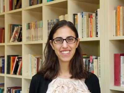 Rebeca Weitz-Shapiro. Profesora de seminario.