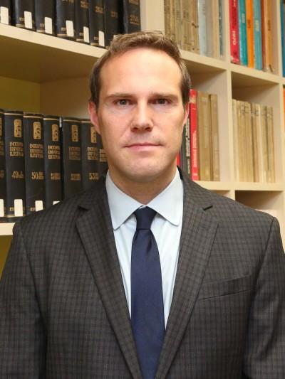 Jonathan Rodden. Profesor de curso.