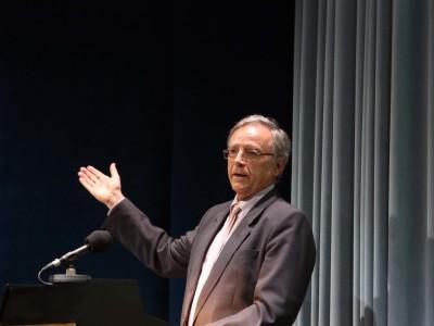 Daniel Peña. Acto fin de curso 2013