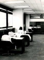 Salas de trabajo de la Biblioteca de la Fundación, 1983