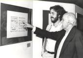 Exposición del Centro de Documentación de la Música Española Contemporánea, 1983